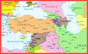 Turkey and its neighbours